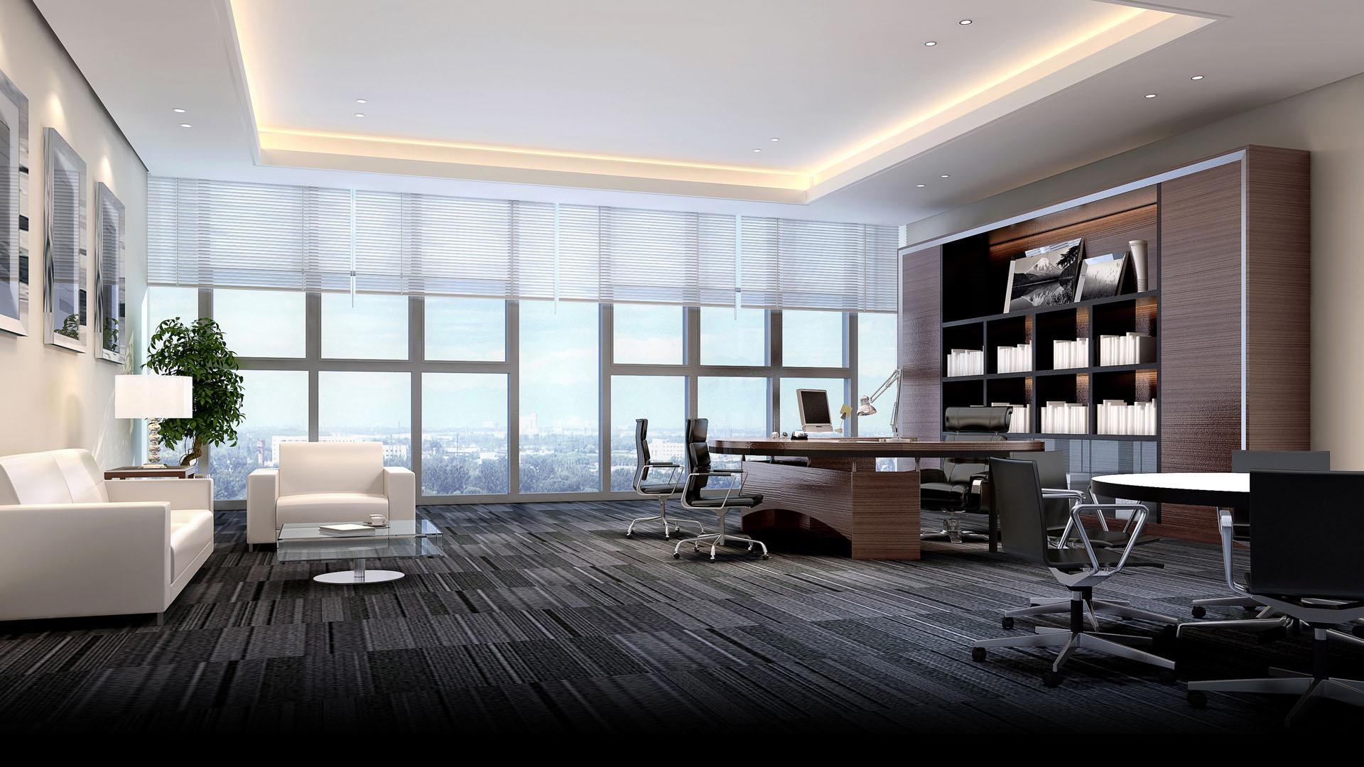 青岛办公室装修设计